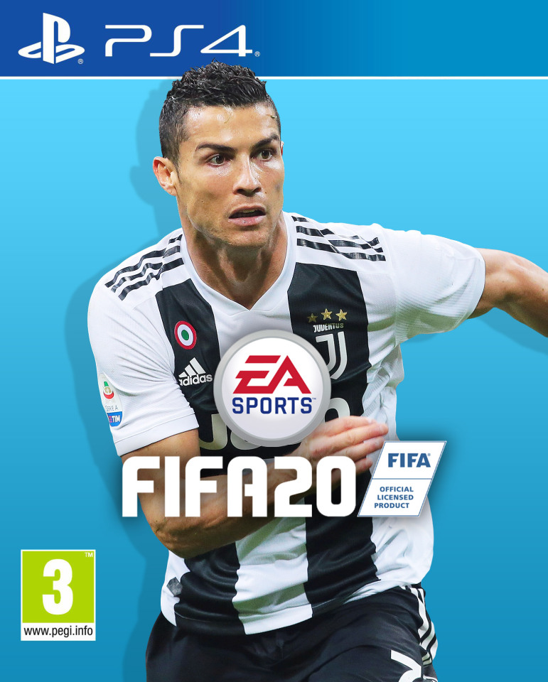 Playstation Fifa 20